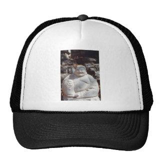 Laughing Buddha Statue Hat