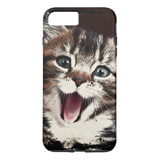 Laughing Cat iPhone 8 Plus/7 Plus Case
