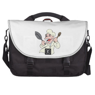 LAUGHING CHEF COMMUTER BAG