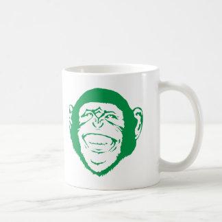 Laughing Chimp Coffee Mugs