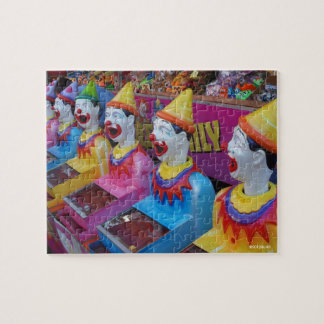 Laughing Clown Puzzle