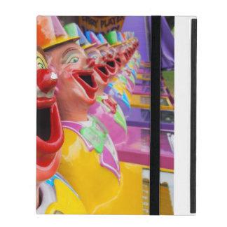 Laughing Clowns iPad Folio Case