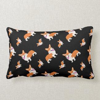 Laughing Corgis Pillow