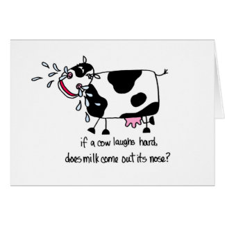 Laughing Cow - Personalize It Card