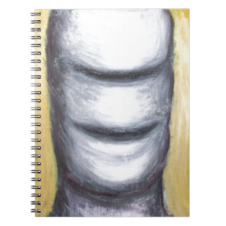 Laughing Cyclops (surrealism monster portrait ) Journals