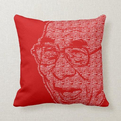 Laughing Dalia Lama Pillows