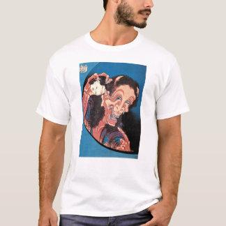 Laughing Demon Warai-Hannya, Hokusai T-Shirt
