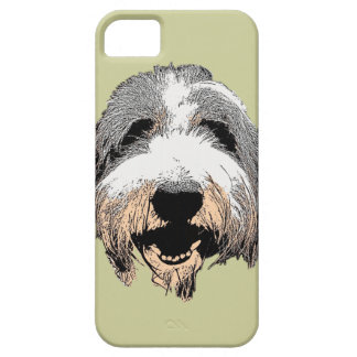 Laughing Dog Pop Art iPhone 5/5s Case