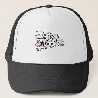 Laughing Dog Trucker Hat