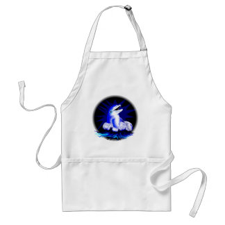 Laughing dolphin adult apron