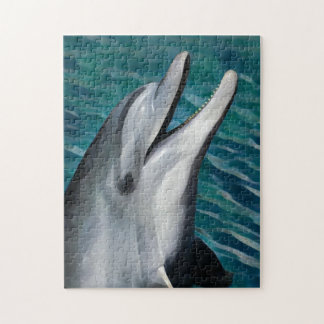 Laughing Dolphin Jigsaw Puzzle