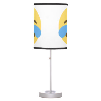 Emoji Table & Pendant Lamps | Zazzle
