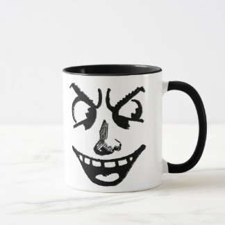 Laughing Face Mug