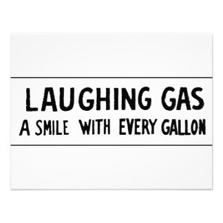 Laughing Gas Invite