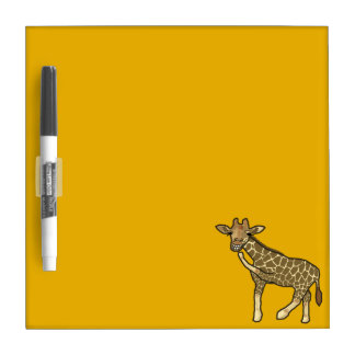 Laughing Giraffe Dry-Erase Board