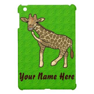Laughing Giraffe iPad Mini Case