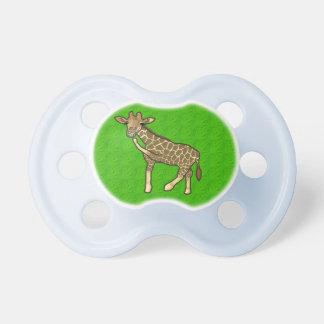 Laughing Giraffe Pacifier