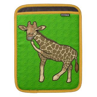 Laughing Giraffe Sleeve For iPads