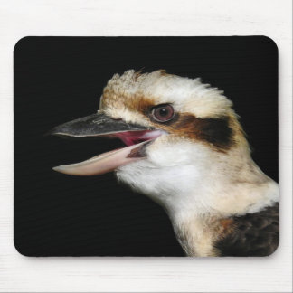 Laughing Hans Mouse Pad