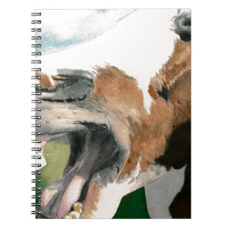 Laughing Horse Notebook