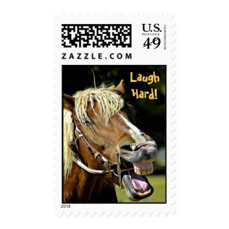 Laughing Horse Postage