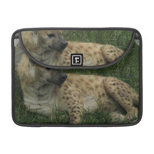 """Laughing Hyenas 13"""" MacBook Sleeve Sleeve For MacBooks"""