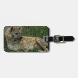 Laughing Hyenas Luggage Tag