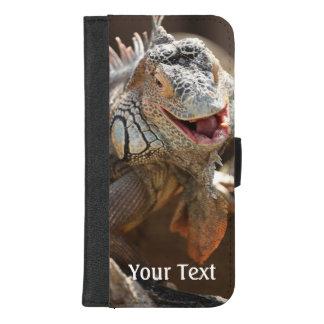 Laughing Iguana Photography iPhone 8/7 Plus Wallet Case