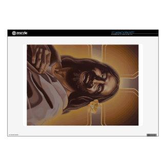Laughing Jesus Lap Top Skin Skin For Laptop