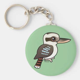 Laughing Kookaburra Keychain