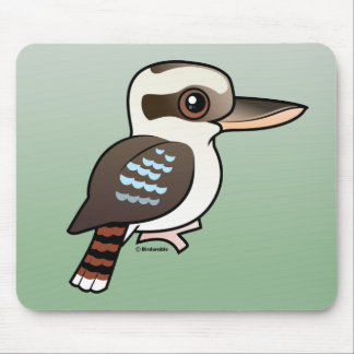 Laughing Kookaburra Mouse Pad