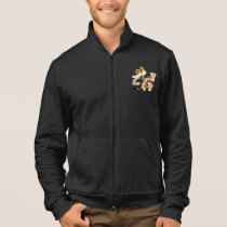 Laughing Leopard Mens Jacket