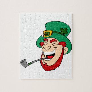 Laughing Leprechaun Puzzle