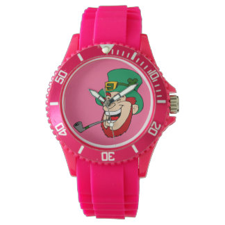 Laughing Leprechaun Sporty Watches