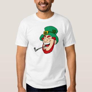 Laughing leprechaun T-Shirt