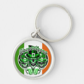 Laughing Leprechauns: Shenanigans 3 Key Chains