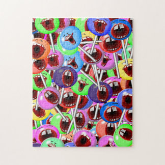 laughing lolipops jigsaw puzzle