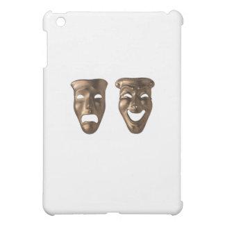 laughing mask iPad mini case