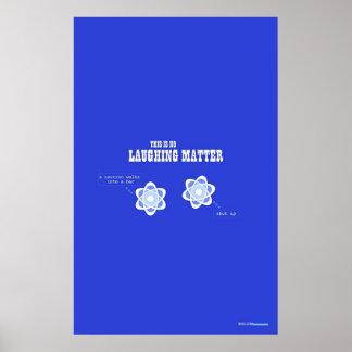 Laughing Matter poster
