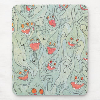 Laughing Nomes of Oz Mouse Pad