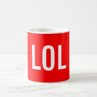 Laughing out Loud Coffee Mug