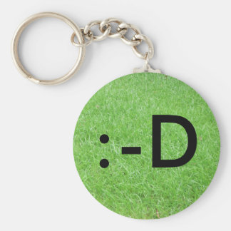 Laughing Out Loud Keychain