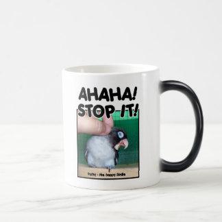 Laughing Pocky Magic Mug