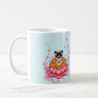 Laughing Pug Mug