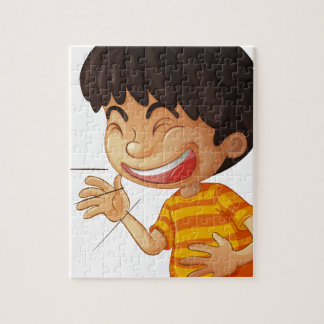 Laughing Jigsaw Puzzles