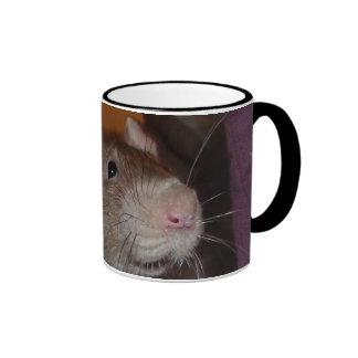 laughing rat mug