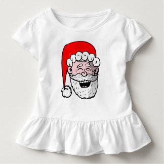 Laughing Santa Head Shirt