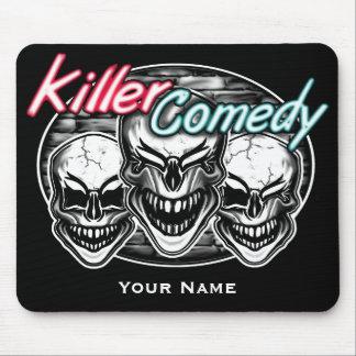 Laughing Skulls: Killer Comedy Mousepads
