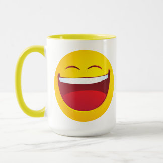 Laughing Smile Mug