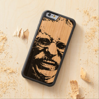 Laughing Teddy Carved® Cherry iPhone 6 Bumper